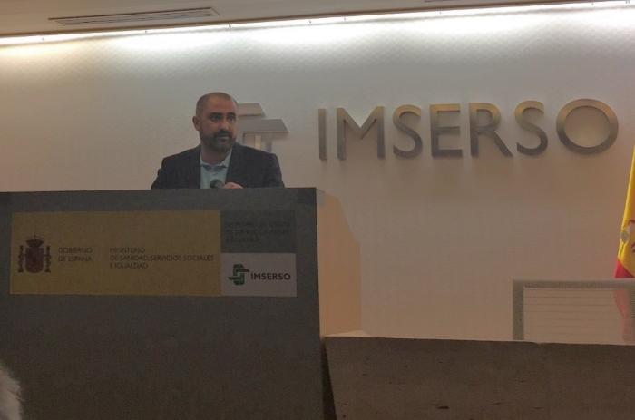 Intervencióni de Toni Poveda, director gerente de CESIDA