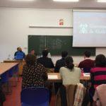 Seminario clínica legal en Universidad de Alcalá 16 diciembre 2016